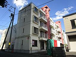 北海道札幌市東区北九条東16丁目の賃貸マンションの外観