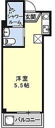 寺町MPビル[404号室号室]の間取り