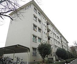神奈川県横浜市旭区左近山の賃貸マンションの外観