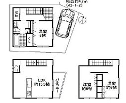 大阪府堺市西区神野町1丁