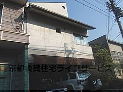 黒門京邑館[203号室]の外観