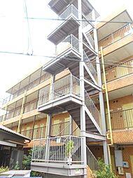 ユニハイム木村[4階]の外観