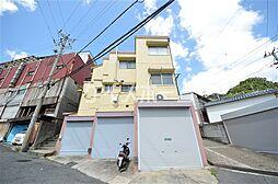 兵庫県神戸市長田区檜川町1丁目の賃貸アパートの外観