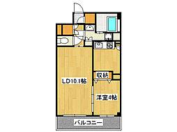 Loyal f Maison[1階]の間取り