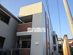 クレフラスト東仙台A[1階]の外観