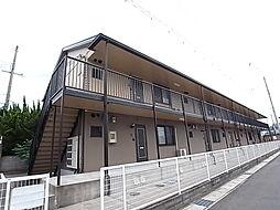 兵庫県姫路市網干区垣内西町の賃貸アパートの外観