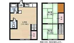 東高須駅 4.5万円