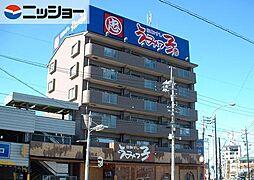 愛知県名古屋市中村区鳥居通3丁目の賃貸マンションの外観