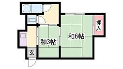 鈴蘭台駅 1.4万円