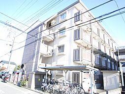 芦山グレイスマンション[401号室]の外観