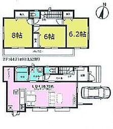京成大久保駅 3,390万円