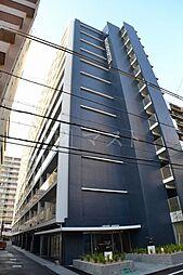 アスヴェル阿波座ブルーアース[8階]の外観
