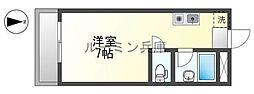 霞ヶ丘駅 3.8万円