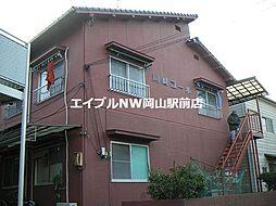 川崎コーポ[2階]の外観