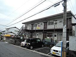 福岡県北九州市八幡西区永犬丸西町4丁目の賃貸アパートの外観