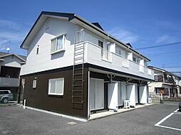 神奈川県小田原市別堀の賃貸アパートの外観