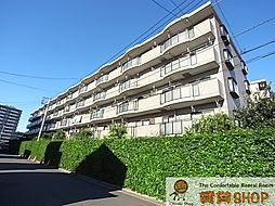 ブランシェ塚田[4階]の外観