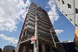 エステムプラザ難波WESTリバークロス[4階]の外観