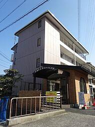 大阪府東大阪市日下町5丁目の賃貸マンションの外観