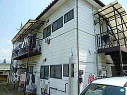 村澤アパート[1階]の外観