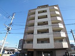 ラポール干隈[3階]の外観