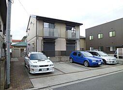 兵庫県姫路市手柄2丁目の賃貸アパートの外観