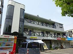 大阪府富田林市向陽台2丁目の賃貸マンションの外観