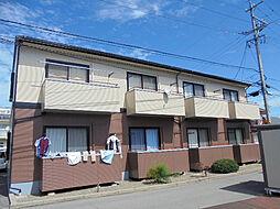パークサイド高田B棟[2階]の外観