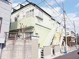 東京都板橋区成増4丁目の賃貸アパートの外観