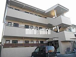 マンション八幡[3階]の外観