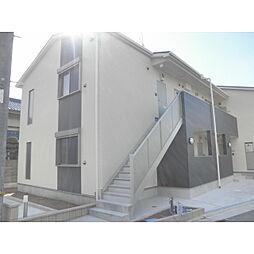 大阪府八尾市萱振町6丁目の賃貸アパートの外観
