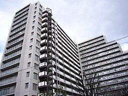 ファミールハイツ北大阪5号棟[3階]の外観