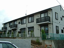 ヤマイチハイツ壱番館[1階]の外観