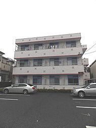 クレイン南弐番館[2階]の外観