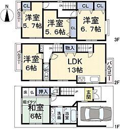 神宮丸太町駅 3,180万円