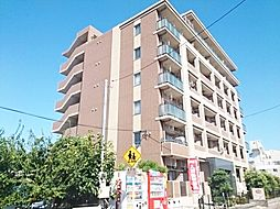 神奈川県大和市林間1丁目の賃貸マンションの外観