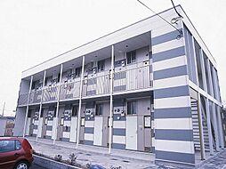 千葉県松戸市東松戸4丁目の賃貸アパートの外観