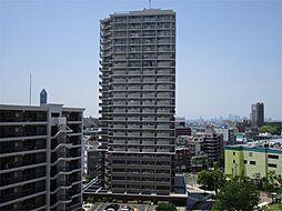 URアーバンラフレ星ヶ丘10号棟[12階]の外観