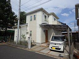 [一戸建] 千葉県船橋市坪井町 の賃貸【/】の外観