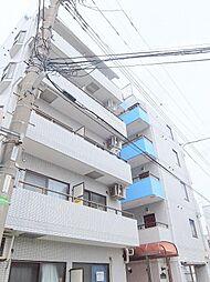 キャッスルマンション松戸B号館[6階]の外観