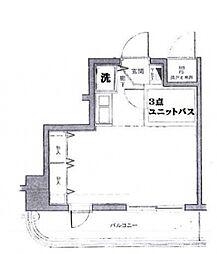 ロワレール横浜西壱番館[9階]の間取り