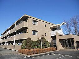 東京都東久留米市氷川台2丁目の賃貸マンションの外観