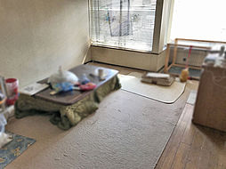JR関西本線 平野駅 徒歩13分 5LDKの居間