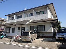 コーポ藤井[201号室]の外観