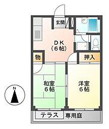 手力駅 3.5万円