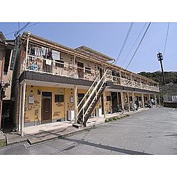 奈良県天理市豊井町の賃貸アパートの外観