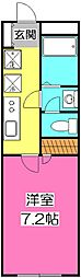 SHAWOOD MEISON(シャーウッドメゾン)[2階]の間取り