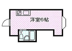 Do京橋[7階]の間取り
