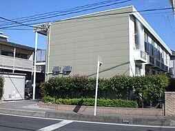 埼玉県川口市上青木6丁目の賃貸アパートの外観