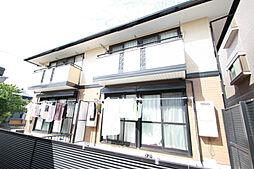 愛知県名古屋市緑区浦里5丁目の賃貸アパートの外観